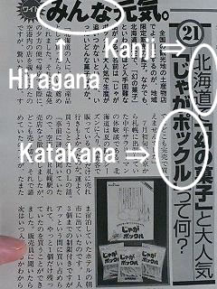 Japanese signs used in Japan